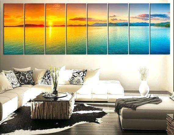 Big W Wall Art Wall Arts Large Canvas Art Cheap Large Canvas Wall With Big W Canvas Wall Art (Image 7 of 15)