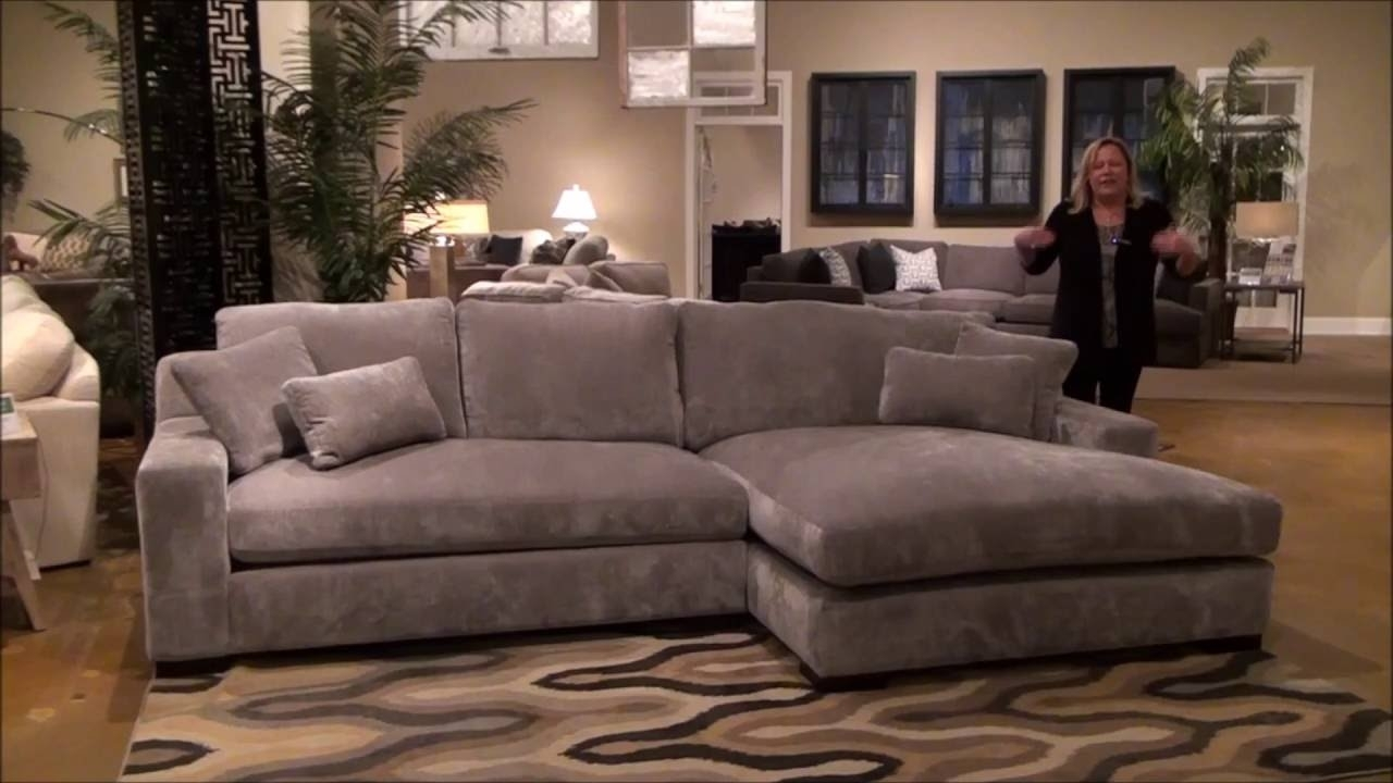 Billie Jean Large Sectional Sofa With Double Chaisefairmont Intended For Long Chaise Sofas (View 5 of 10)