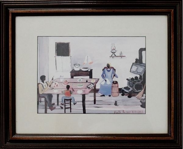 Featured Photo of American Folk Art Framed Prints