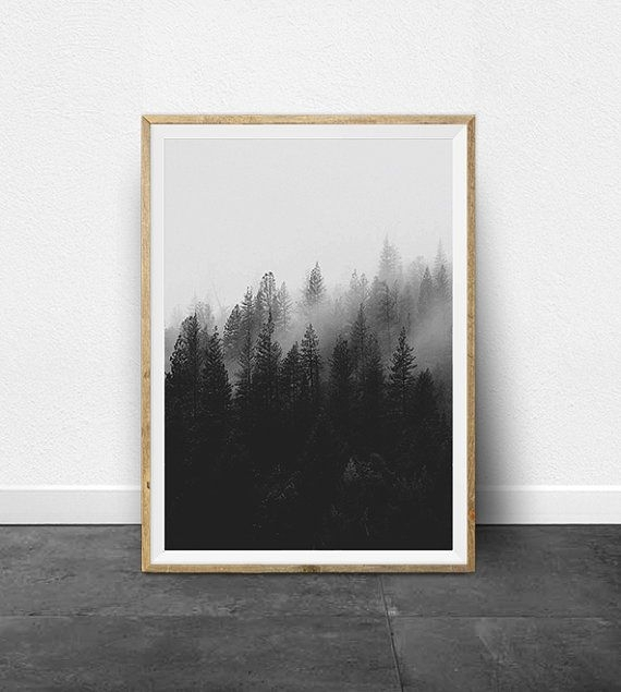 Black Framed Art Prints – Chatta Artprints Within Black And White Framed Art Prints (Image 5 of 15)