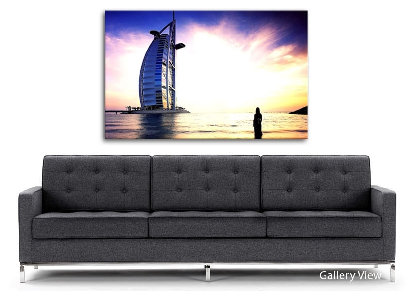 Blog Architecture Dubai Canvas Art Prints For Dubai Canvas Wall Art (Photo 12 of 15)