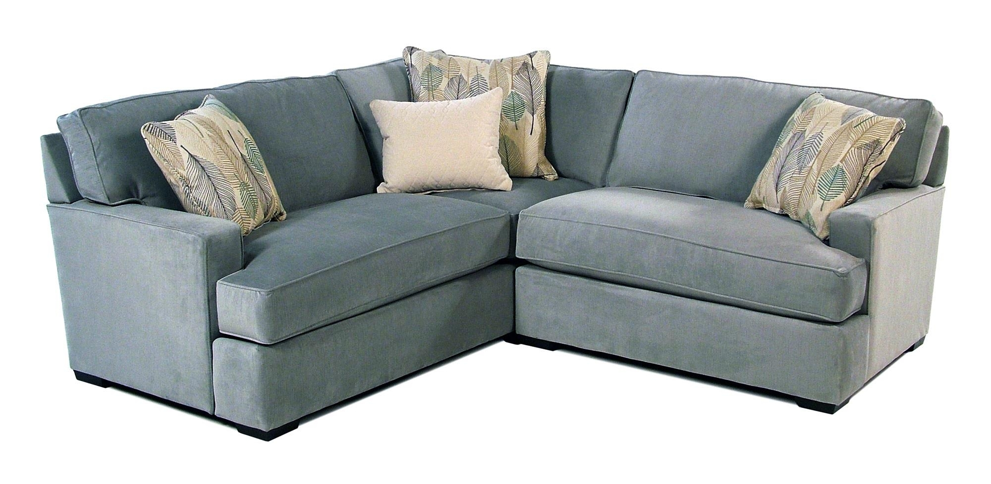 Blue Hawaii Contemporary 2 Piece Sectional | Rotmans | Sectional Pertaining To Hawaii Sectional Sofas (Image 2 of 10)
