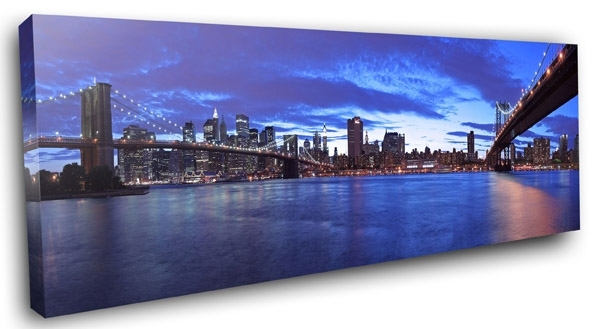 Blue Horizon Prints – Brisbane Canvas Prints & Pictures Throughout Melbourne Canvas Wall Art (View 6 of 15)