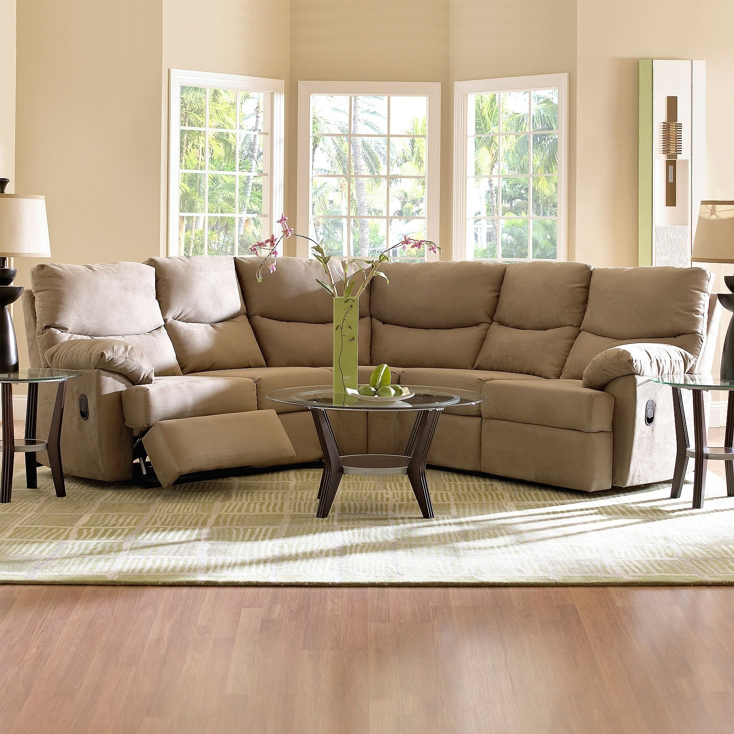 Brantley Sectional – 2 Pc (View 3 of 10)