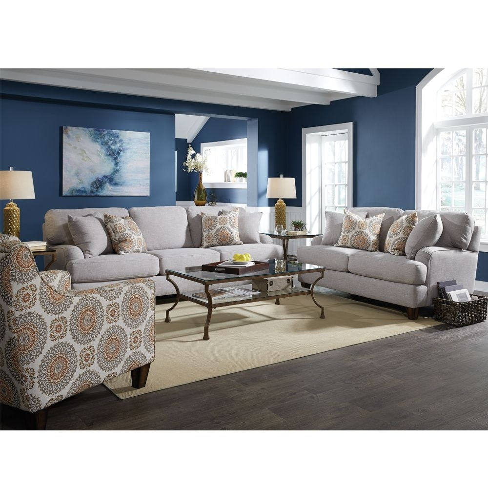 Brianna Collection From Franklin | Sectionals And Sofasfranklin In Salt Lake City Sectional Sofas (Image 3 of 10)