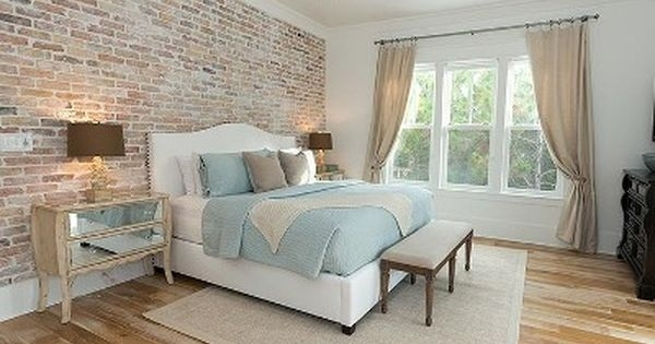 Brick Wall In Room Adding An Exposed Brick Wall To Your Home Within Exposed Brick Wall Accents (View 9 of 15)