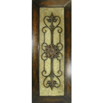 Brown & Gold Medallion Metal Wall Decor | Hobby Lobby | 221267 Pertaining To Hobby Lobby Wall Accents (Image 4 of 15)