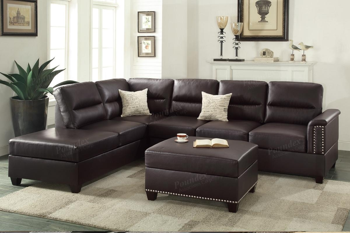 Featured Photo of Leather Sectional Sofas