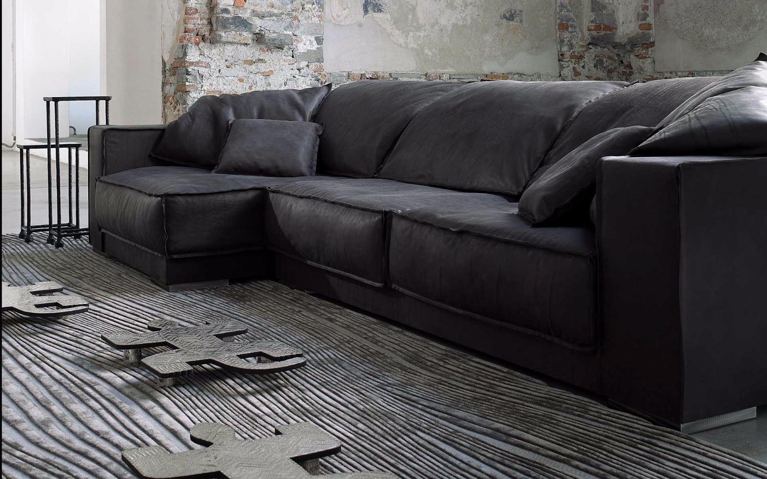 Budapest Soft Sofa Baxter – Armchairs And Sofas Intended For Soft Sofas (Image 2 of 10)