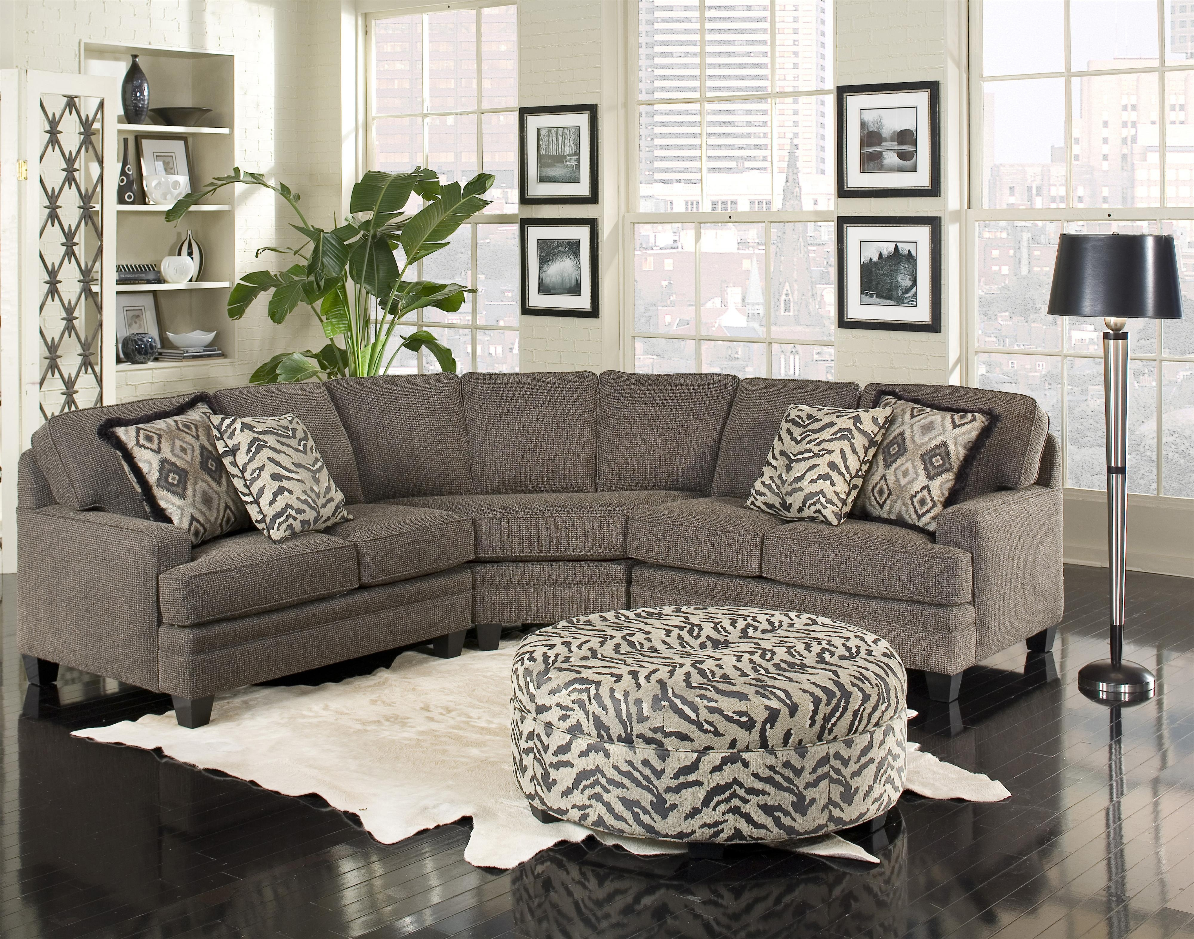 Build Your Own (5000 Series) Five Person Sectional Sofa With For Harrisburg Pa Sectional Sofas (View 2 of 10)