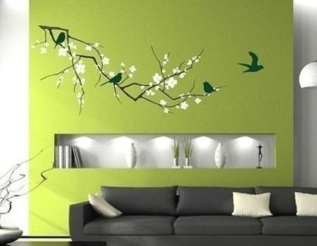 Business Inspired Wall Accents Decals And Personal Set Your With Regard To Vinyl Wall Accents (Image 3 of 15)