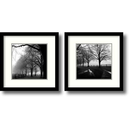 Buy Amanti Art Black And White Morning, After The Rainharold Regarding Black And White Framed Art Prints (View 8 of 15)