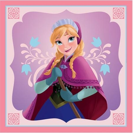 "Buy Disney Frozen Elsa And Anna Canvas Wall Art, 20"" X Within Elsa Canvas Wall Art (View 9 of 15)"