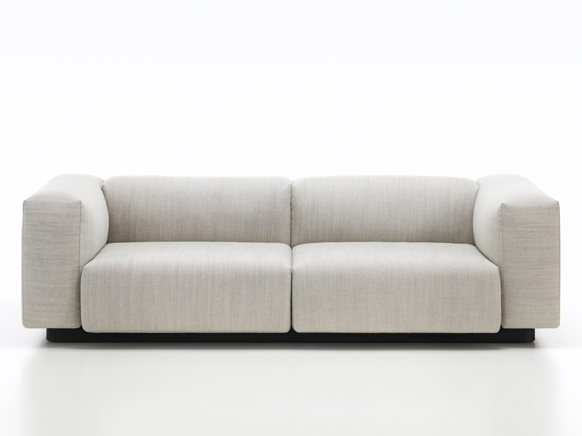 Buy The Vitra Soft Modular Sofa Two Seater At Nest.co (Image 4 of 10)