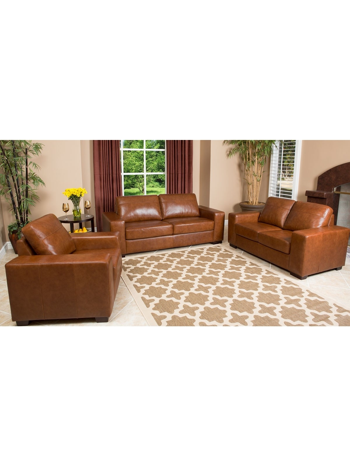 Camel Color Leather Sofa Sectional Couches Colored Coloured Within Camel Colored Sectional Sofas (Image 4 of 10)