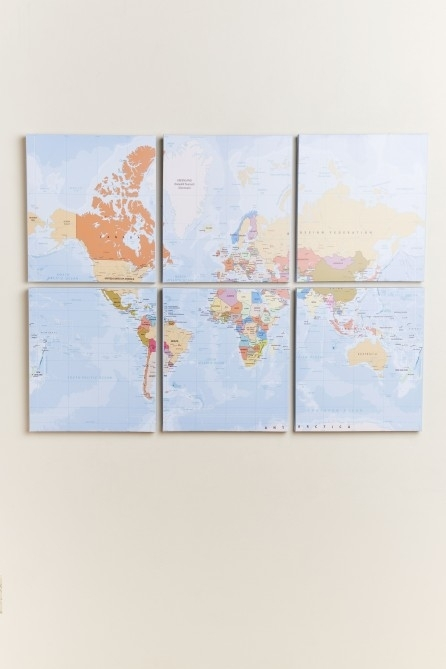 Canvas Art – Home + Gift – Earthbound Trading Co (View 6 of 15)