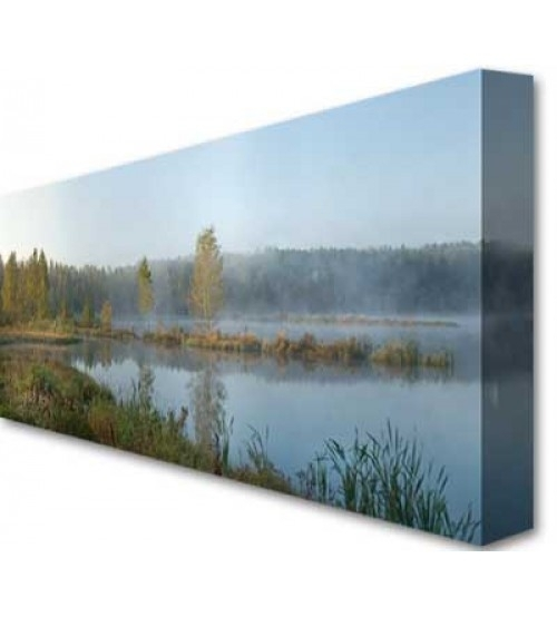 Canvas Intended For Panoramic Canvas Wall Art (Image 3 of 15)