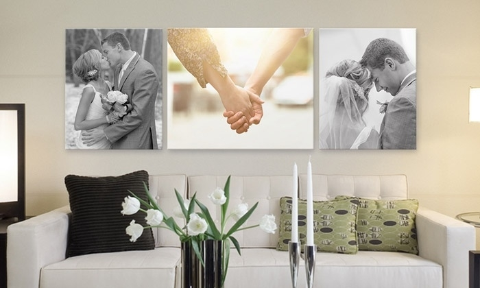 Canvas On Demand In Amarillo | Groupon throughout Groupon Canvas Wall Art
