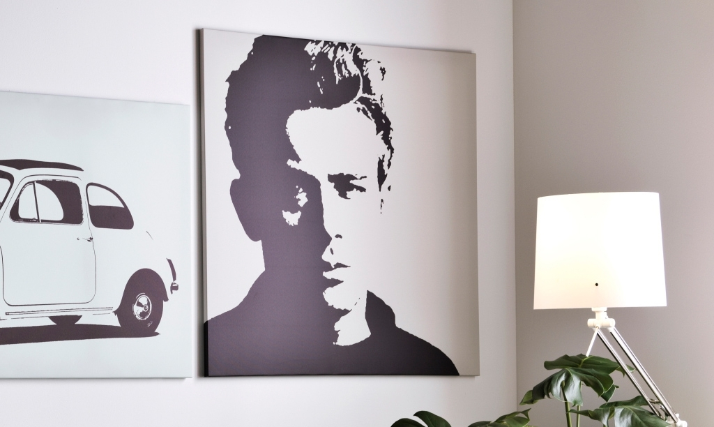 Canvas Prints & Art – Framed Pictures – Ikea With Canvas Wall Art At Ikea (Image 5 of 15)