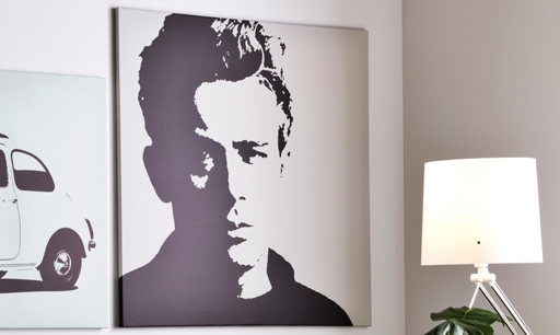 Canvas Prints & Art – Framed Pictures – Ikea With Canvas Wall Art At Ikea (Image 4 of 15)