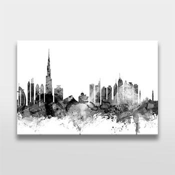 Canvas Prints As Wall Art | Artboxone Inside Dubai Canvas Wall Art (Image 6 of 15)
