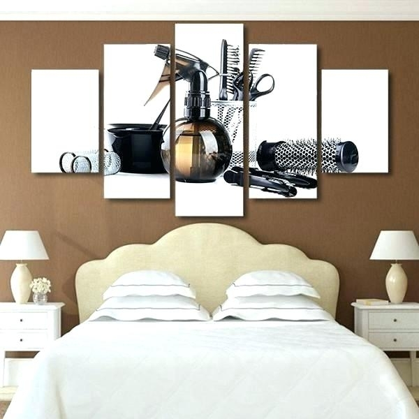 Canvas Wall Art For Master Bedroom – Serviette (Image 17 of 32)