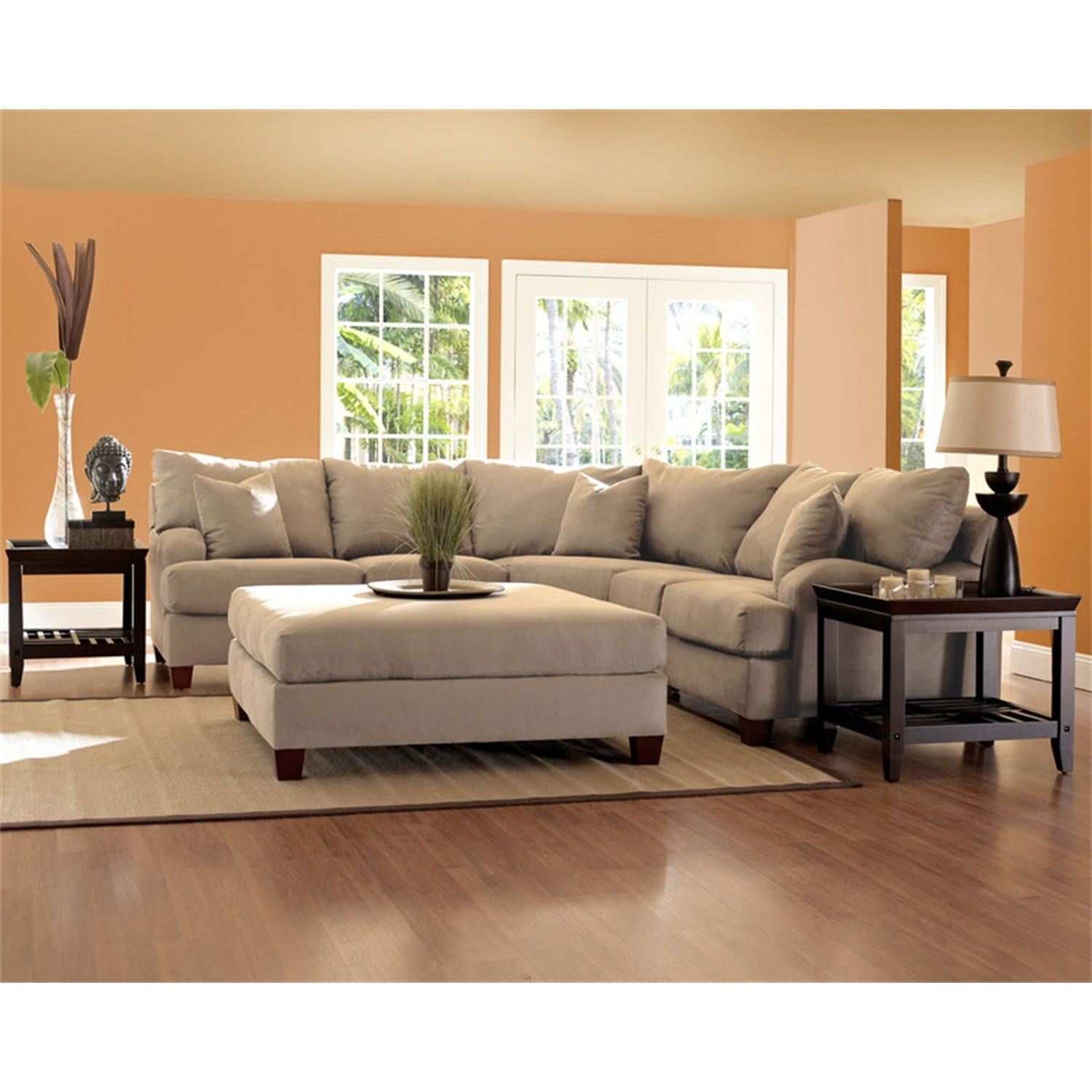 Canyon Beige Sectional Sectional Sofas Sofas & Sectionals Living With Beige Sectional Sofas (Image 4 of 10)