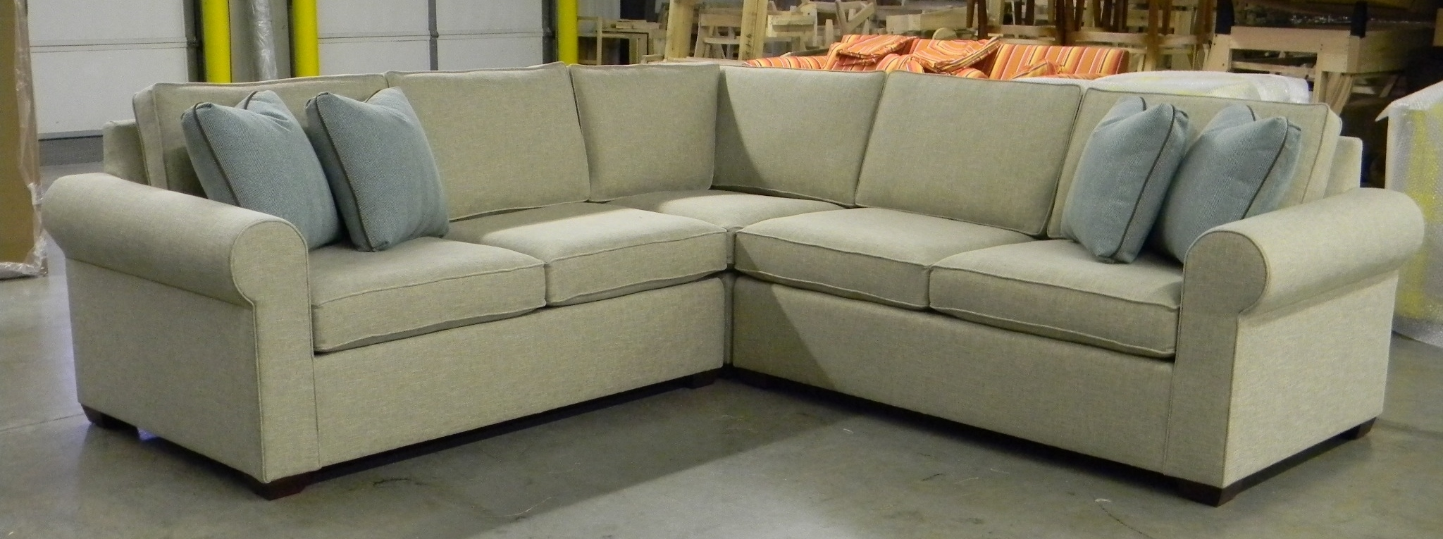 Featured Image of Made In North Carolina Sectional Sofas