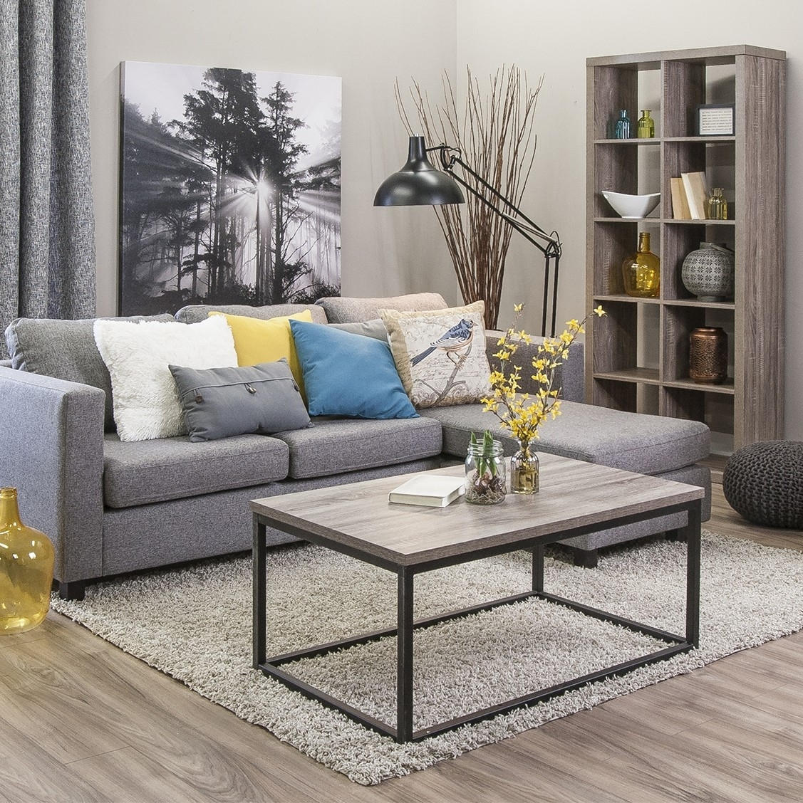Casa Corner Sofa (Grey) For Jysk Sectional Sofas (View 4 of 10)
