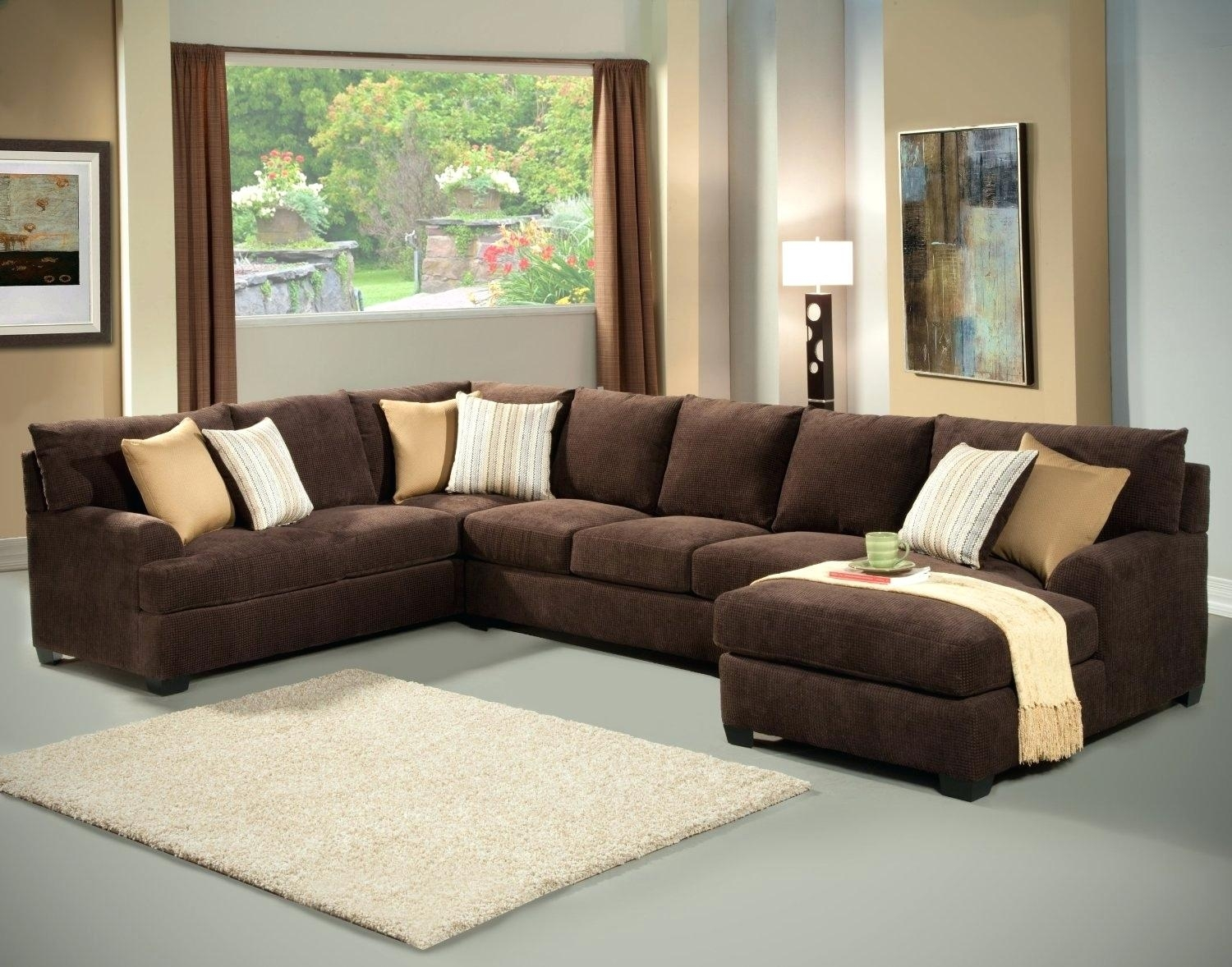 Chaise : Angled Chaise Sofa Sectional Canada Angled Chaise Sofa Intended For Angled Chaise Sofas (View 10 of 10)