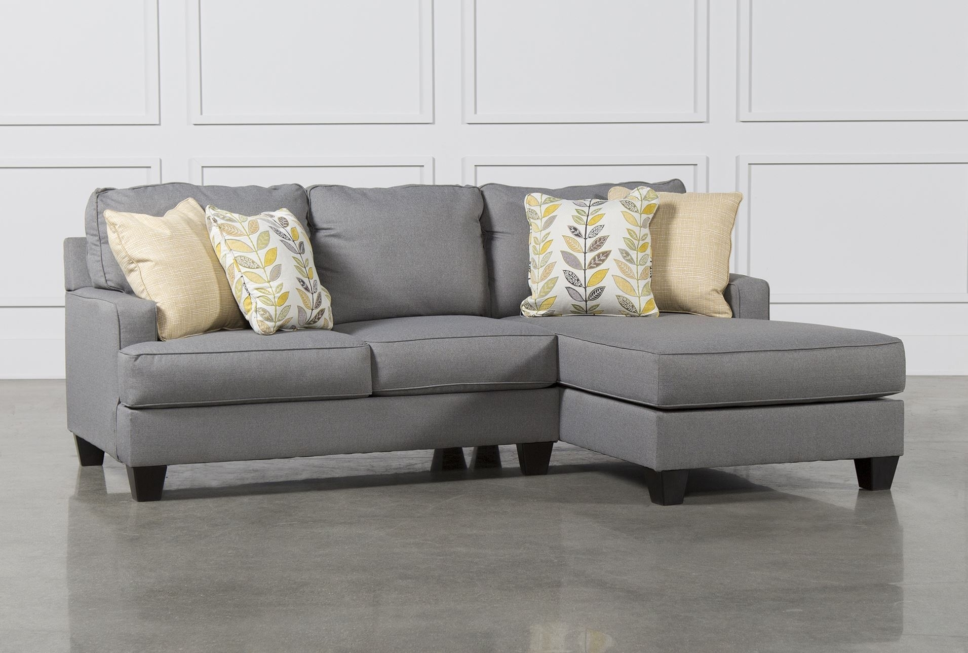 Chamberly 2 Piece Sectional W/raf Chaise – Signature | Mi Casa Inside Murfreesboro Tn Sectional Sofas (View 5 of 10)