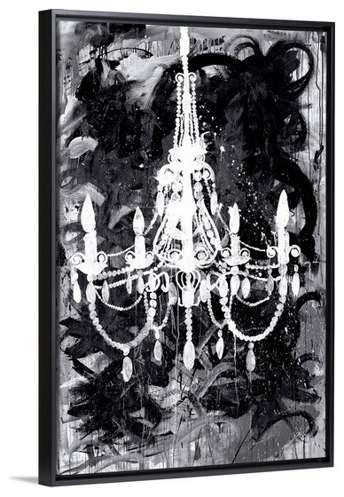 Chandelier Wall Art Pertaining To Current Household | Earthgrow With Regard To Kent Canvas Wall Art (Image 9 of 15)