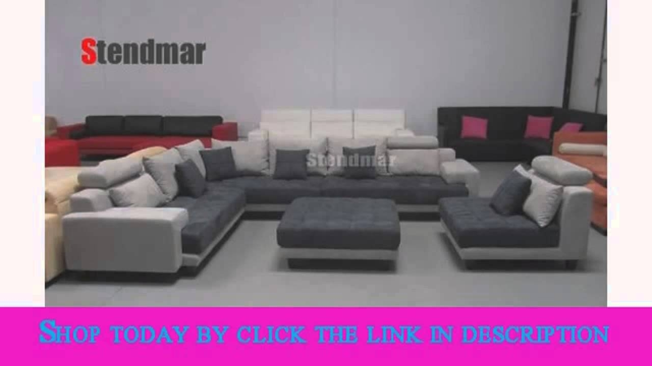 Charming Faux Suede Sectional Sofa 65 For Sectional Sofa Ottawa With Regarding Ottawa Sectional Sofas (Image 2 of 10)
