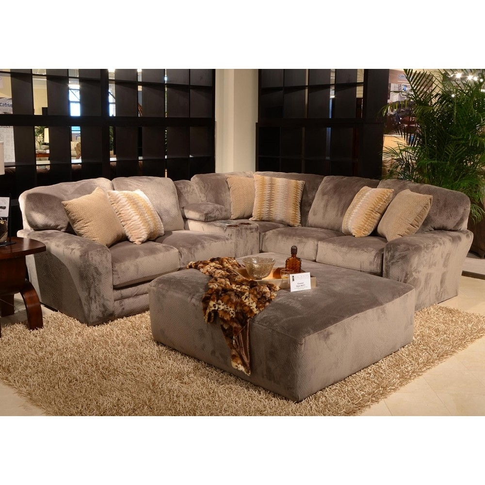 Charming Plush Sectional Sofas 28 On Sectional Sofas Orange County For Orange County Ca Sectional Sofas (View 3 of 10)