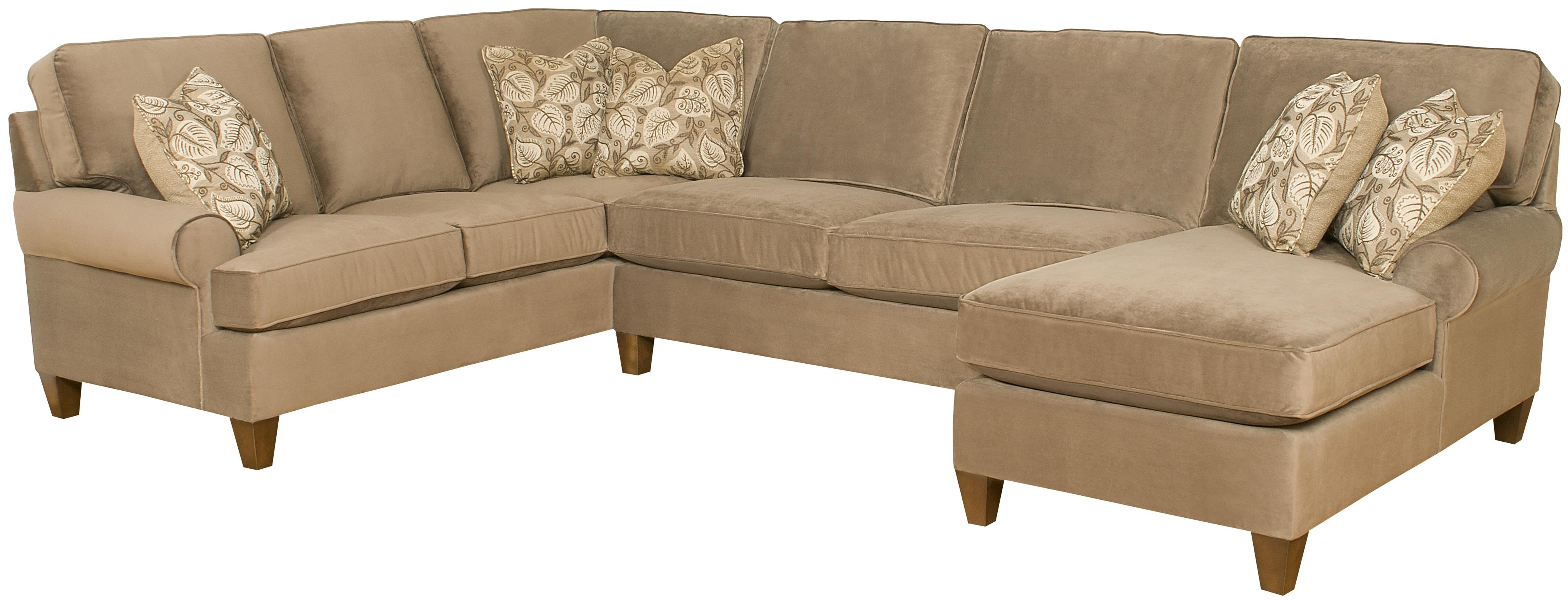 Chatham Custom Sectionalking Hickory | Furniture | Pinterest In Hickory Nc Sectional Sofas (Image 2 of 10)