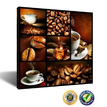 Cheap Artwork Prints, Find Artwork Prints Deals On Line At Alibaba Within Framed Coffee Art Prints (Image 6 of 15)