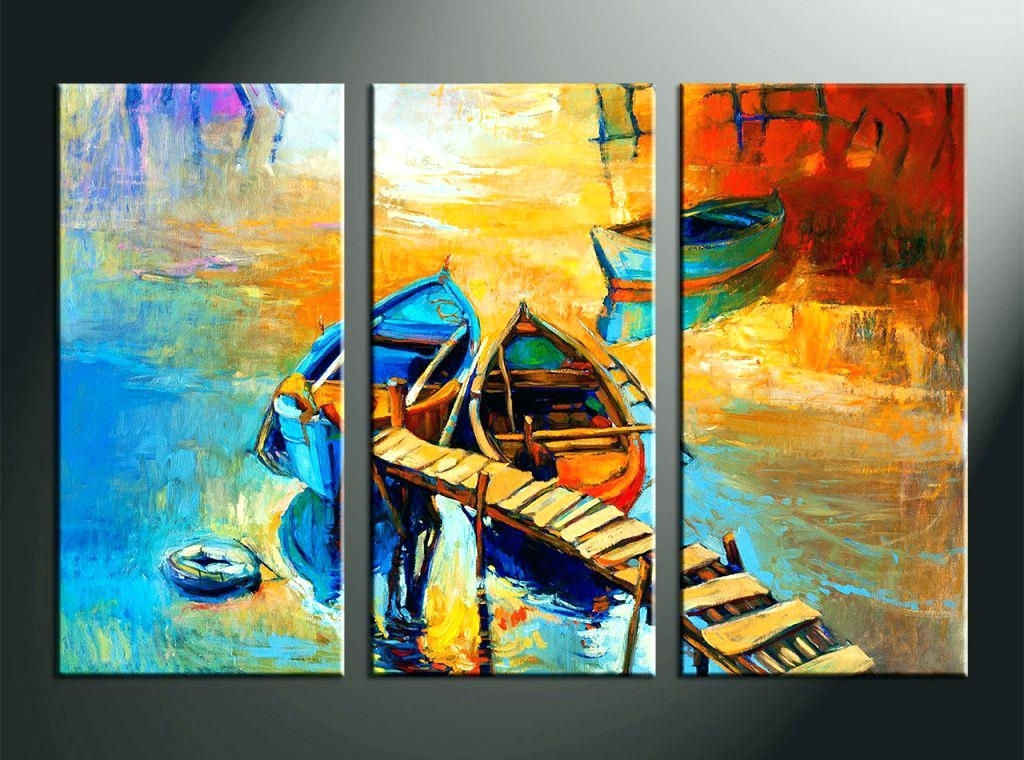 Cheap Canvas Wall Art Ireland Arts Stretched Large Landscape Home Inside Ireland Canvas Wall Art (View 11 of 15)
