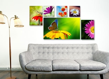Cheap Canvas Wall Art Prints – Chatta Artprints Pertaining To Framed Canvas Art Prints (View 2 of 15)