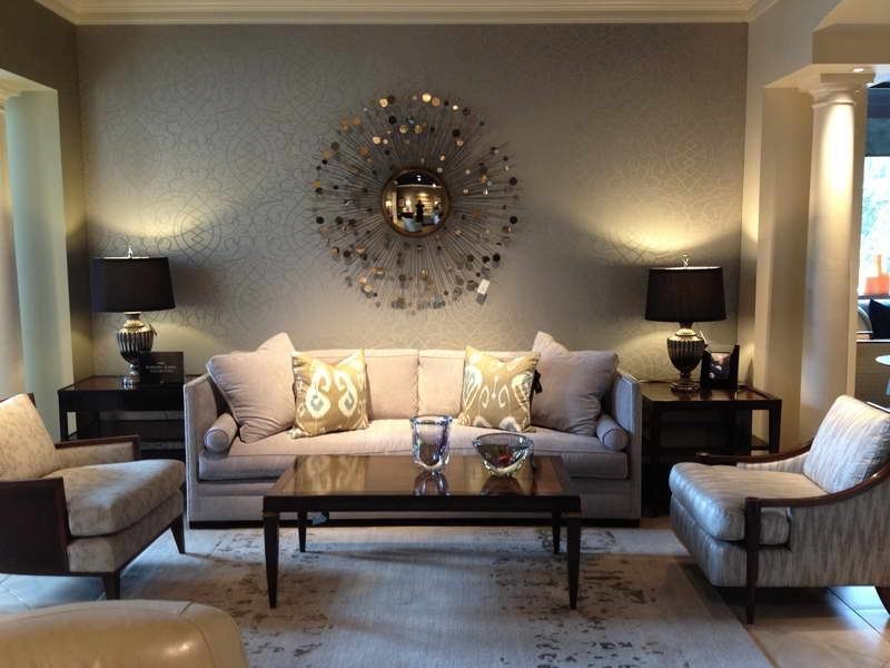 Cheap Decorating Ideas For Living Room Walls Art : Cheap Throughout Wall Accents For Small Living Room (Image 5 of 15)