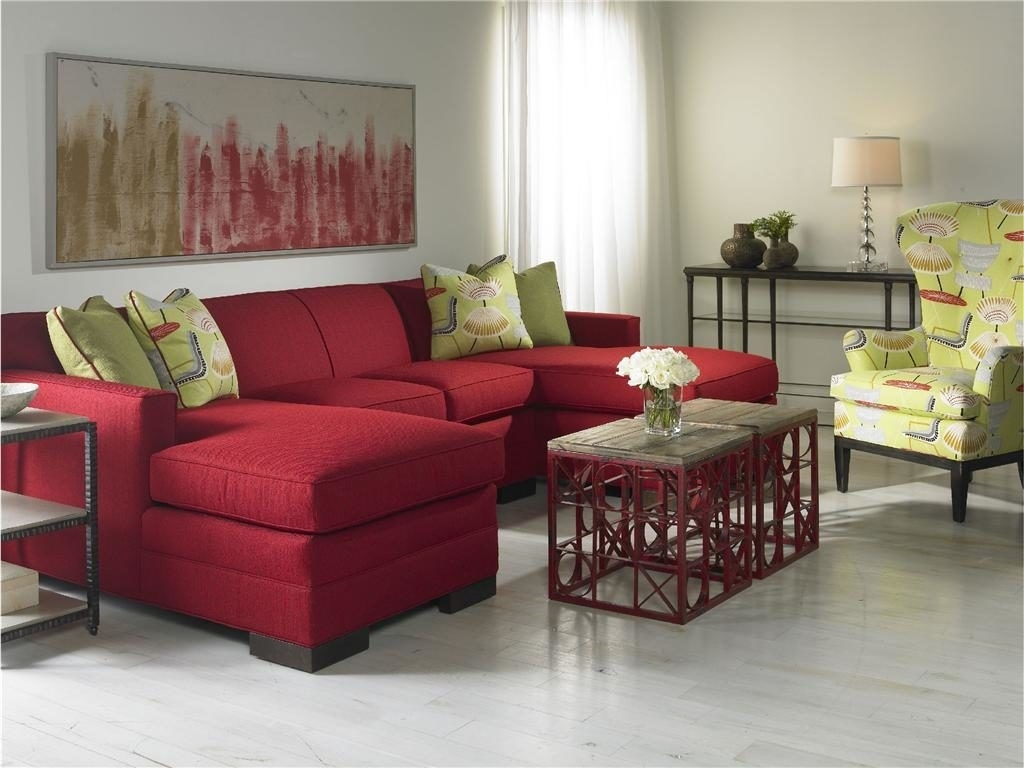 Cheap Sectional Sofas Under 400 Red — Home Design Styling : Choosing Regarding Sectional Sofas Under  (Image 4 of 10)