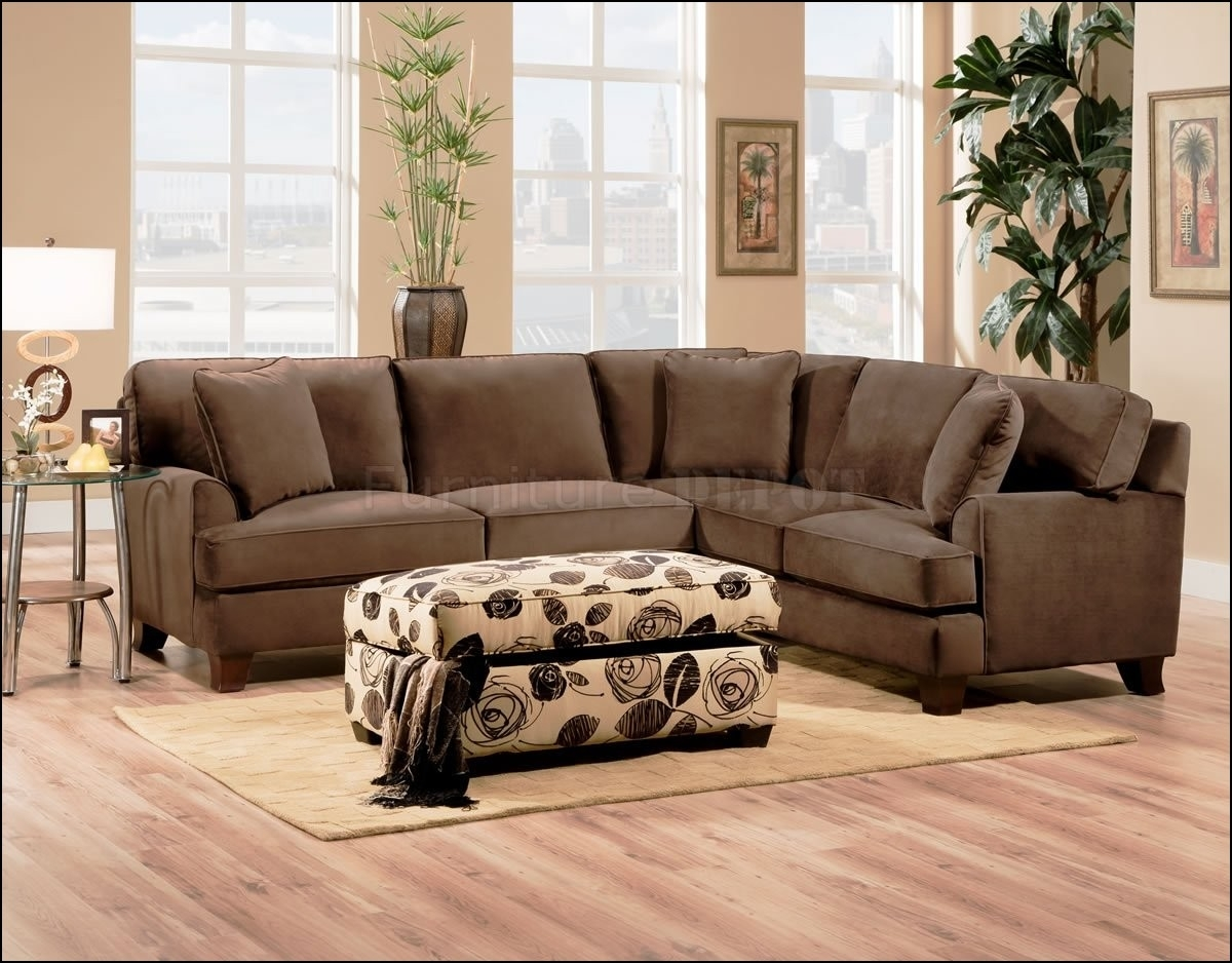 Cheap Sectional Sofas With Ottoman | Couch & Sofa Gallery In Cheap Sectionals With Ottoman (Image 6 of 10)