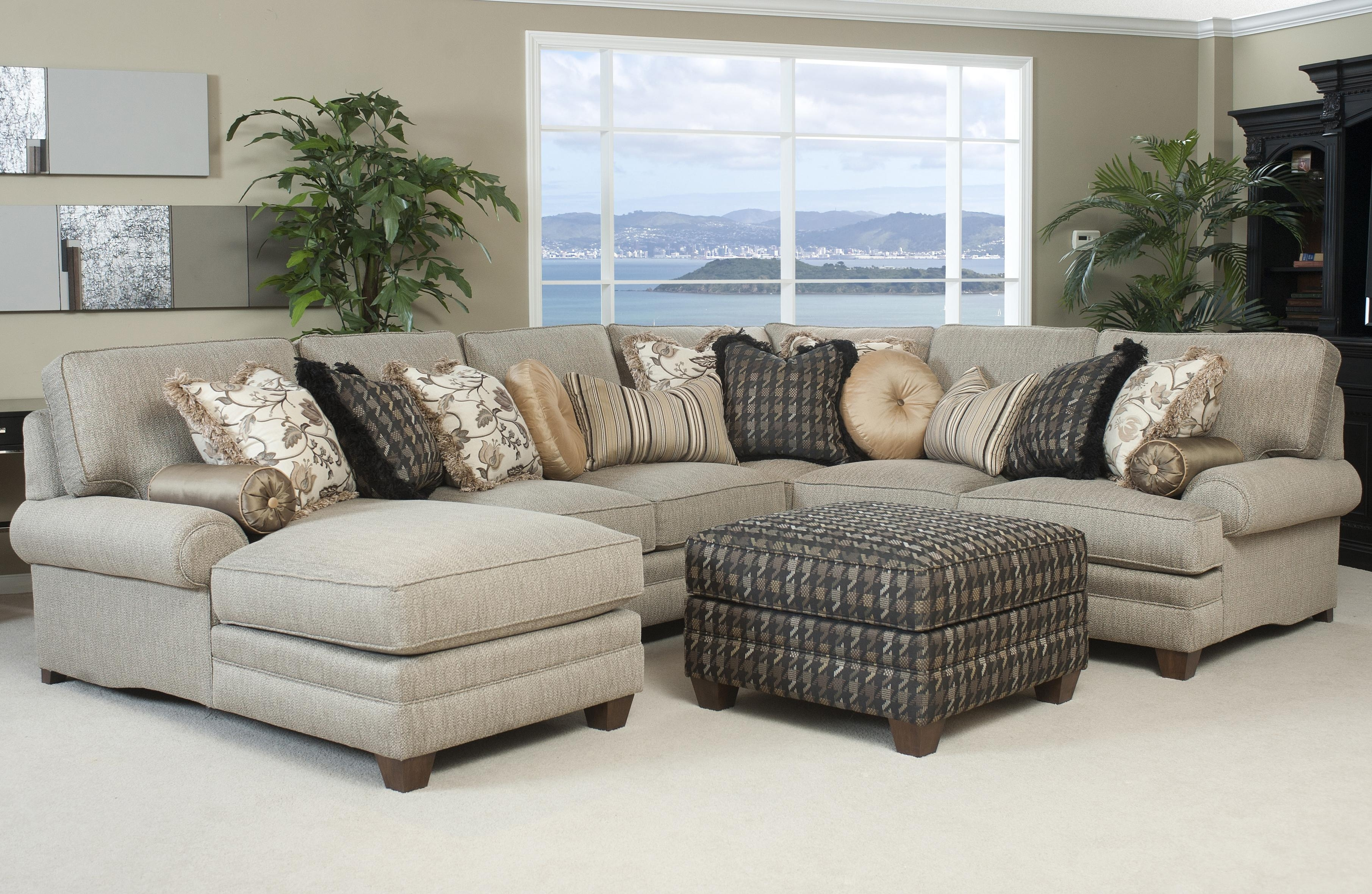 Cheap Sectional Sofas With Sectional Sofas With Chaise Lounge And Inside Sofas With Chaise And Ottoman (View 10 of 10)