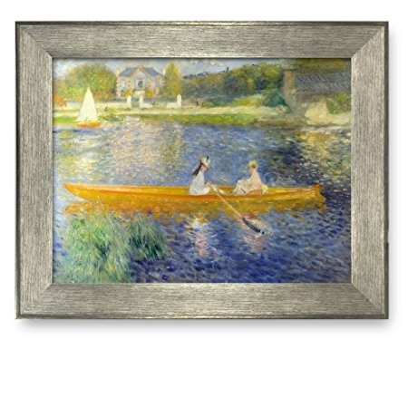 Cheap Silver Framed Prints, Find Silver Framed Prints Deals On In Famous Art Framed Prints (View 1 of 15)