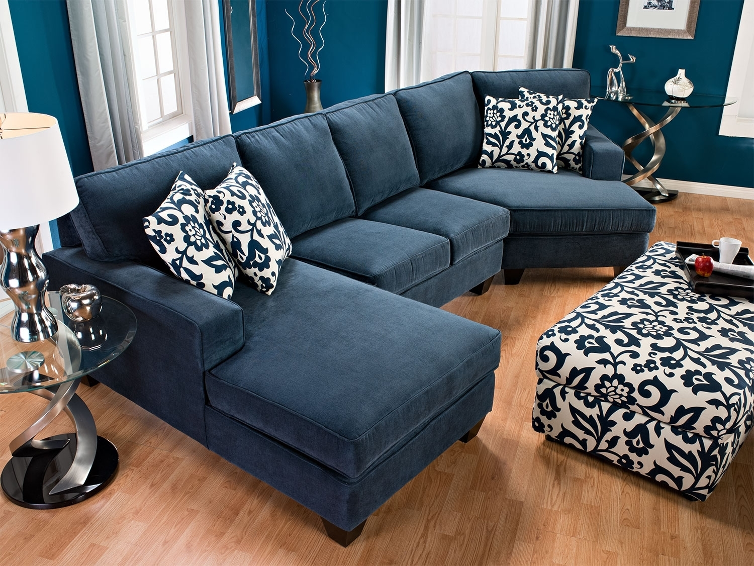 Chenille Sectional Sofa With Chaise | Www (View 9 of 10)