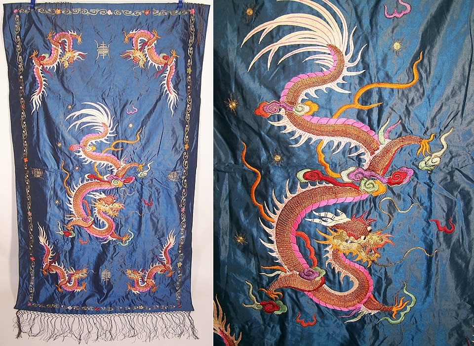Featured Image of Asian Fabric Wall Art