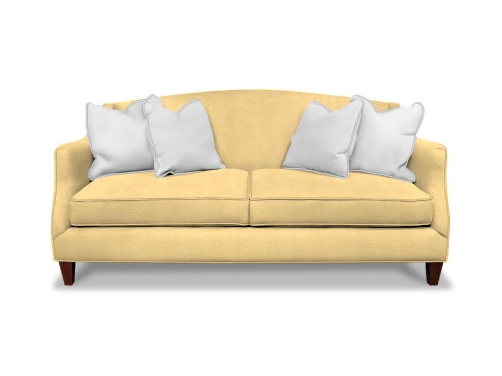 Chloe Two Cushion Sofa, F8085, Of Monsella Designs In Harrisburg, Pa Pertaining To Harrisburg Pa Sectional Sofas (Image 4 of 10)