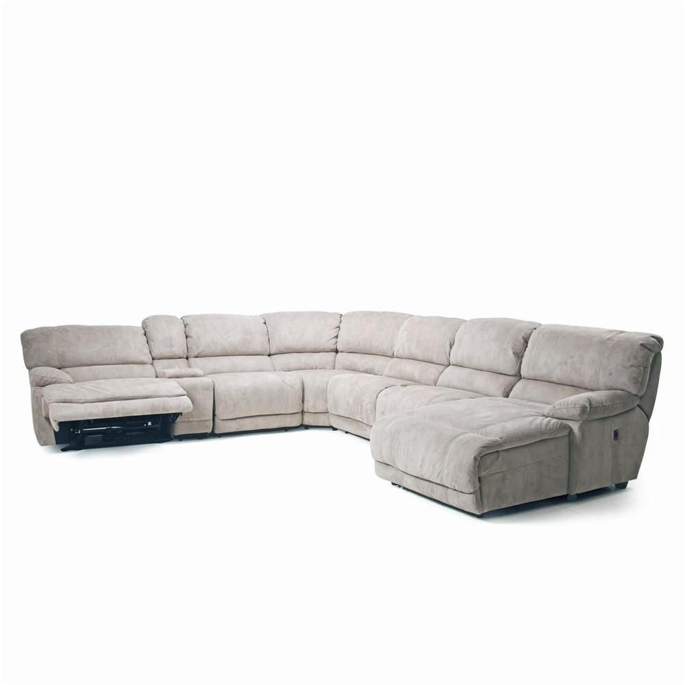 Choices Ii Choices Ii Modular Reclining Sectionalcheers Sofa Inside Knoxville Tn Sectional Sofas (Image 4 of 10)