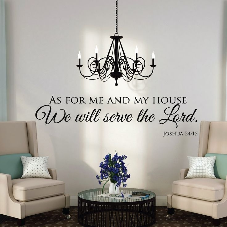 Christian Room Decor Scripture Wall Art Decals Christian Framed Inside Christian Framed Art Prints (View 15 of 15)