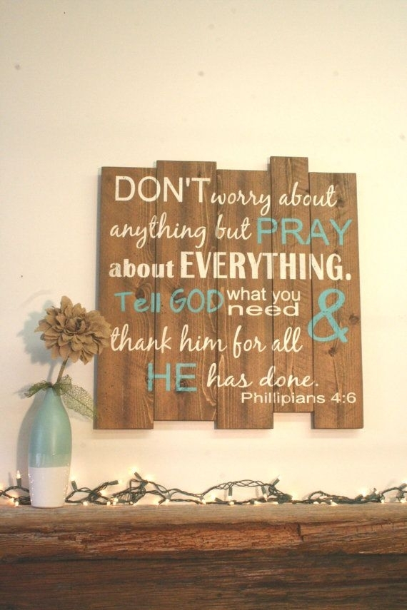 Christian Wall Decor Wall Art Design Ideas Best Religious With Religious Canvas Wall Art (View 14 of 15)