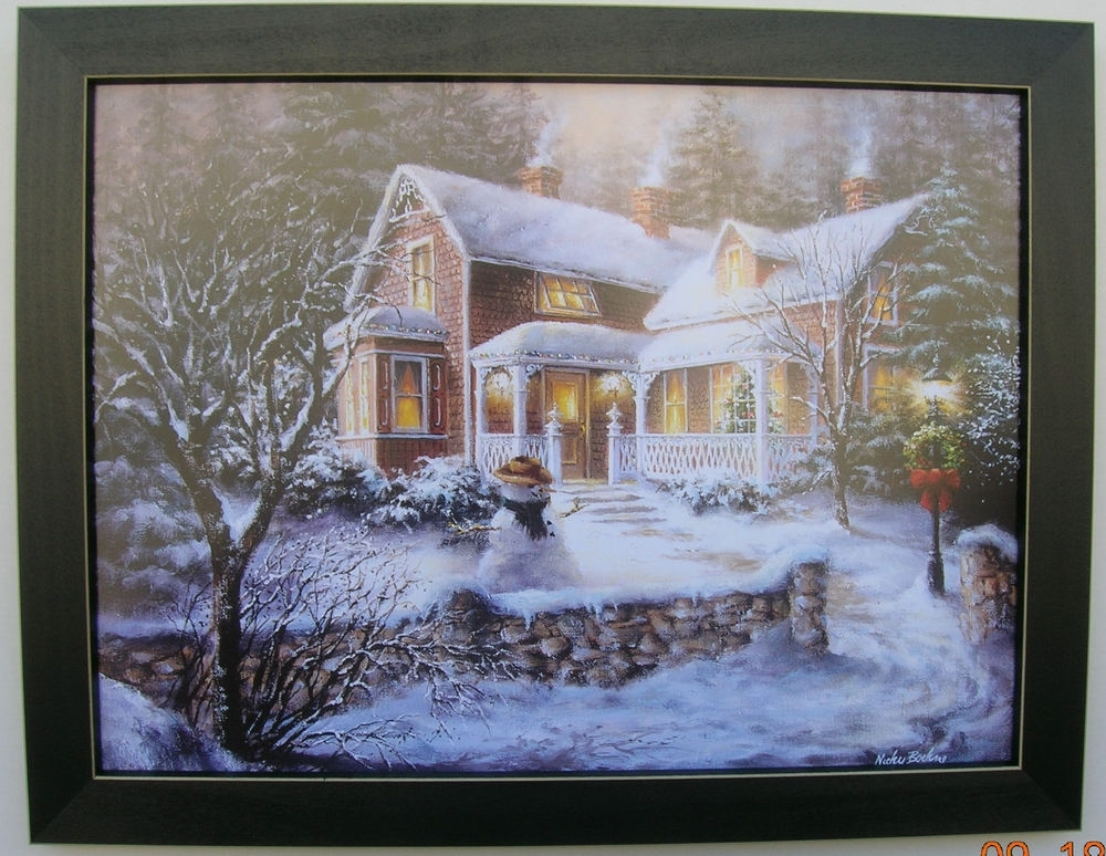 Featured Image of Christmas Framed Art Prints